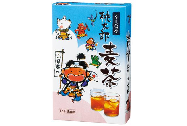 粗品・景品・ノベルティ・記念品の粗品屋本舗 桃太郎麦茶10g×5個入