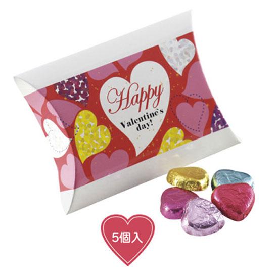 粗品・景品・ノベルティ・記念品の粗品屋本舗 バレンタインスイートチョコレート・イメージ